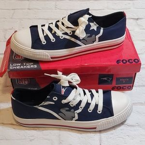 Shoes - Patriots Sneakers for Men or Women